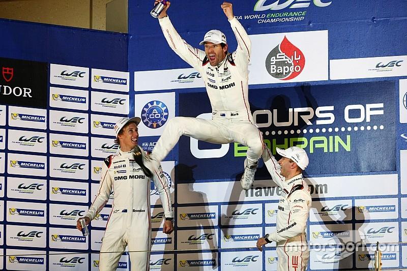 Webber se consagró campeón mundial en Baréin