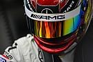 Test Pirelli: la Mercedes con Wehrlein ad Abu Dhabi