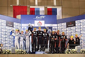 WEC Пресс-релиз G-Drive Racing: Мы шли к этому титулу три года