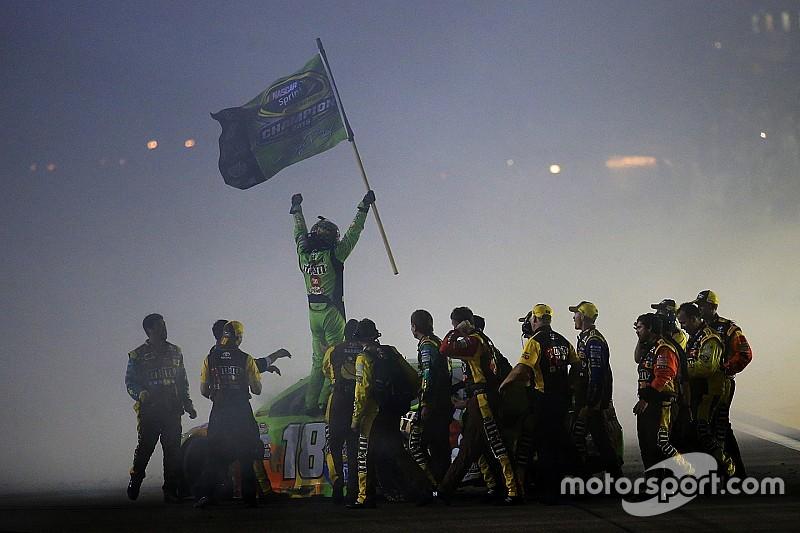 Kyle Busch hat die NASCAR-Krone!
