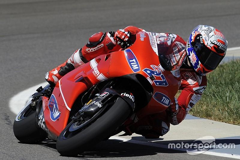Ducati объявила о возвращении Стоунера в команду