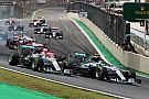 Mercedes veut offrir un grand spectacle pour terminer 2015
