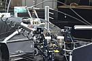 Mercedes: i collegamenti idraulici della sospensione!