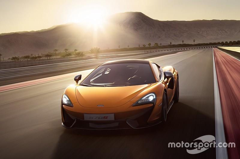 McLaren vindt auto's als de Porsche Cayman niet exclusief genoeg