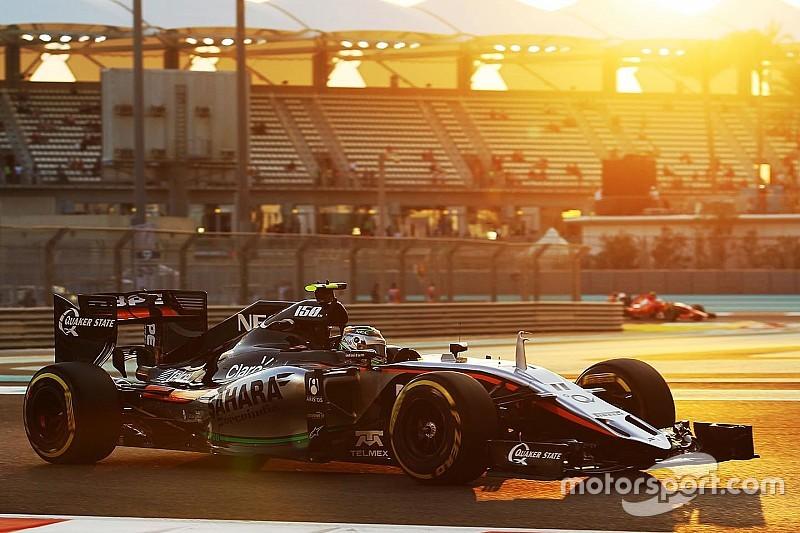 Checo Perez de verrassing in Abu Dhabi: 'Prima vorm'