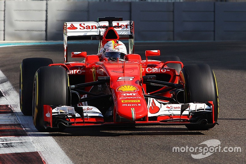 Феттель: Mercedes слишком быстры
