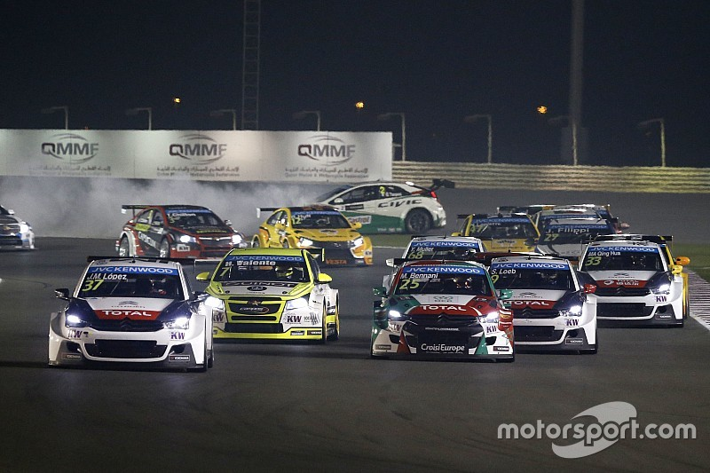 В WTCC пересмотрен формат гоночного уик-энда