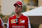 Vettel admite que Ferrari cometió un error