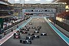 Rosberg wint slotakkoord in Abu Dhabi