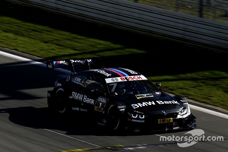 Deletraz, Sims, Russell and Krohn get BMW DTM test