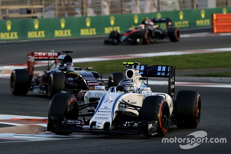 """Williams released Bottas """"at the right point"""""""