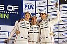 Mark Webber: Timo Bernhard und Brendon Hartley, die perfekten Teamkollegen