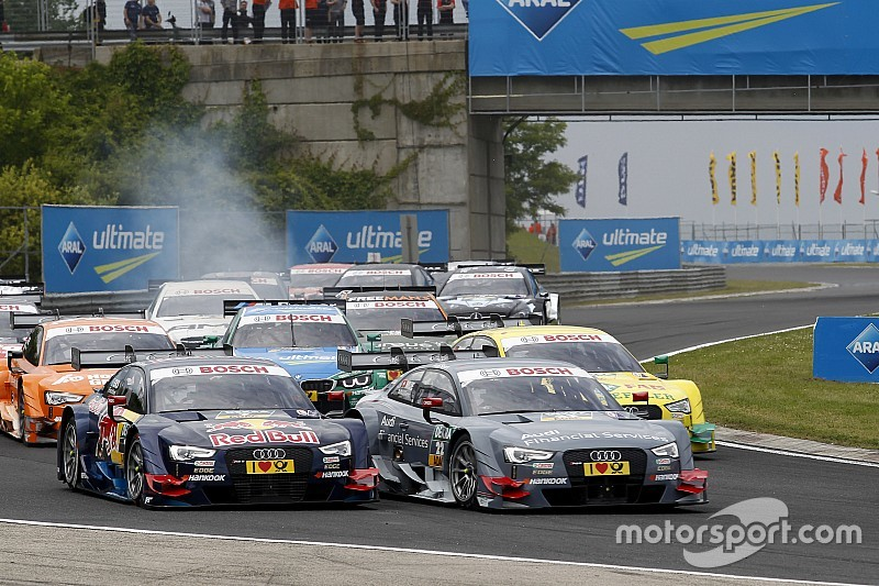 Hungaroring in for Oschersleben in 2016 DTM calendar