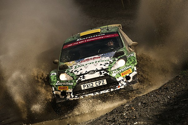 В WRC 2 воцарилась неразбериха