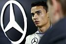 Mercedes-Nachwuchshoffnung Pascal Wehrlein erhält GP2-Test