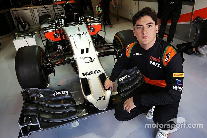 Force India - Celis a apprécié son premier roulage à Abu Dhabi