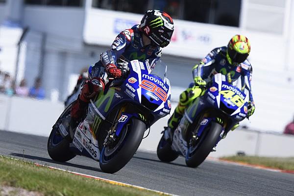 MotoGP Lorenzo dice que Rossi debe reparar la relación