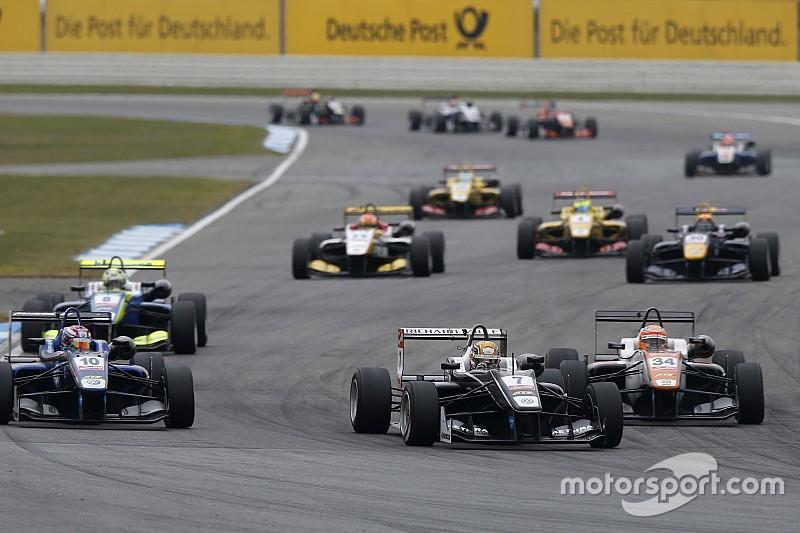 Европейская Формула 3 вновь не приедет в Россию