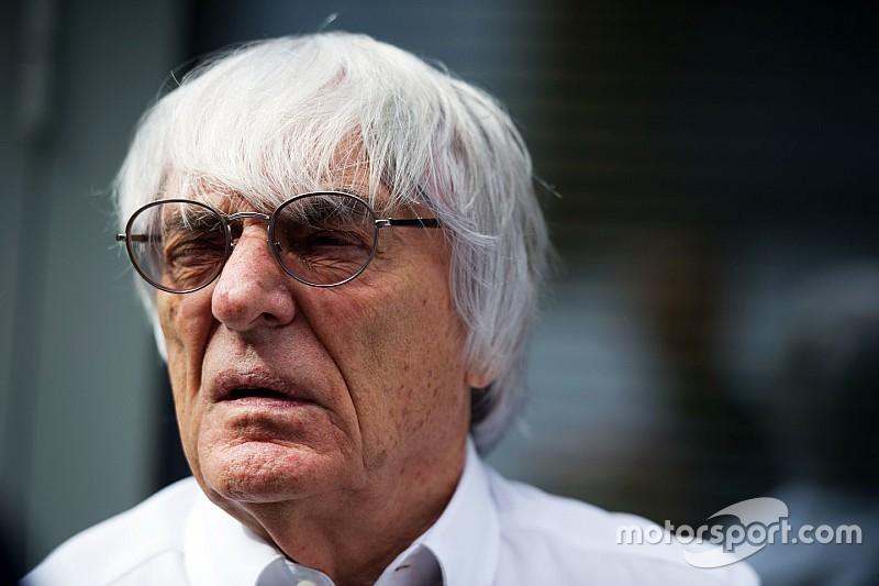 """Bernie Ecclestone: Formel 1 2016 in Deutschland? """"Keine Ahnung"""""""