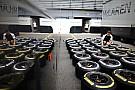 Los equipos ya deben decidir sus neumáticos para Melbourne