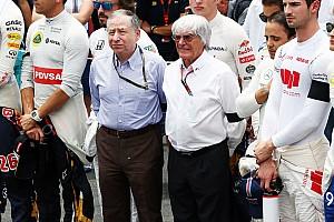 F1 Noticias de última hora Ecclestone sugiere que Todt debe cambiar la forma de gobernar la F1