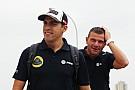 Maldonado lamenta los abandonos de las primeras carreras