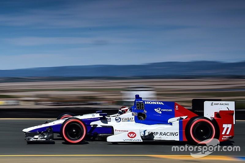 El jefe de SMP está interesado en organizar una carrera de IndyCar en Sochi
