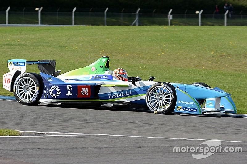 Jarno Trullis Formel-E-Team gibt auf