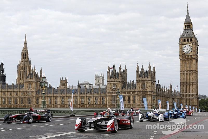 La Fórmula E no es un tema para Mercedes