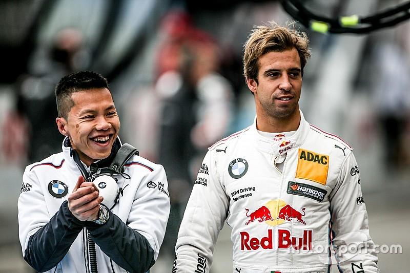 Antonio Felix Da Costa deja el programa de Red Bull