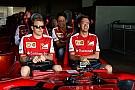 Formel-1-Stars im Winter: Sebastian Vettel freut sich auf sein eigenes Bett