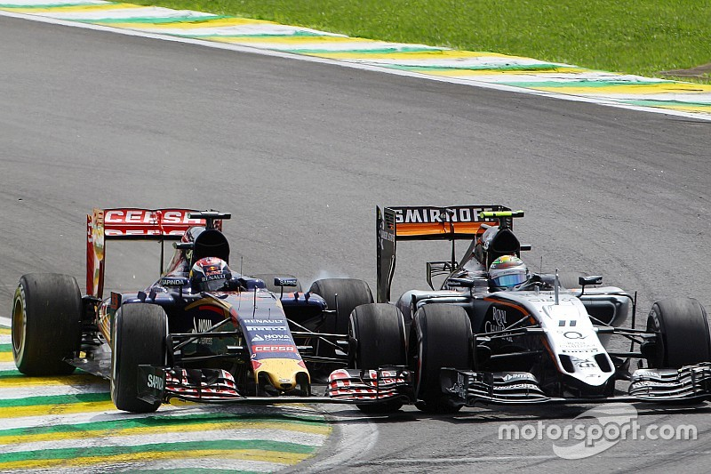20 Prozent weniger Überholmanöver in der Formel-1-Saison 2015