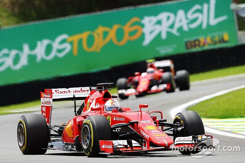 Ferrari ne veut pas d'une F1 à la sauce NASCAR