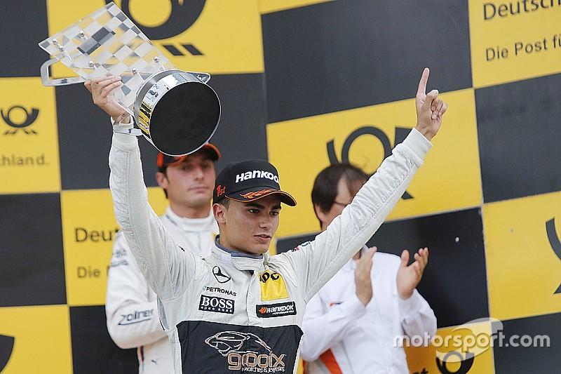 Верляйн выделил три ключевых гонки сезона DTM