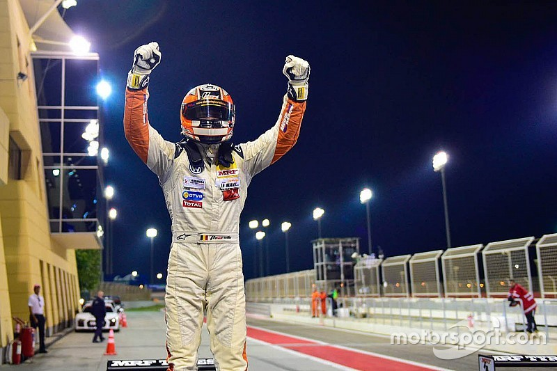 Dubai MRF Challenge: Picariello's third win in succession