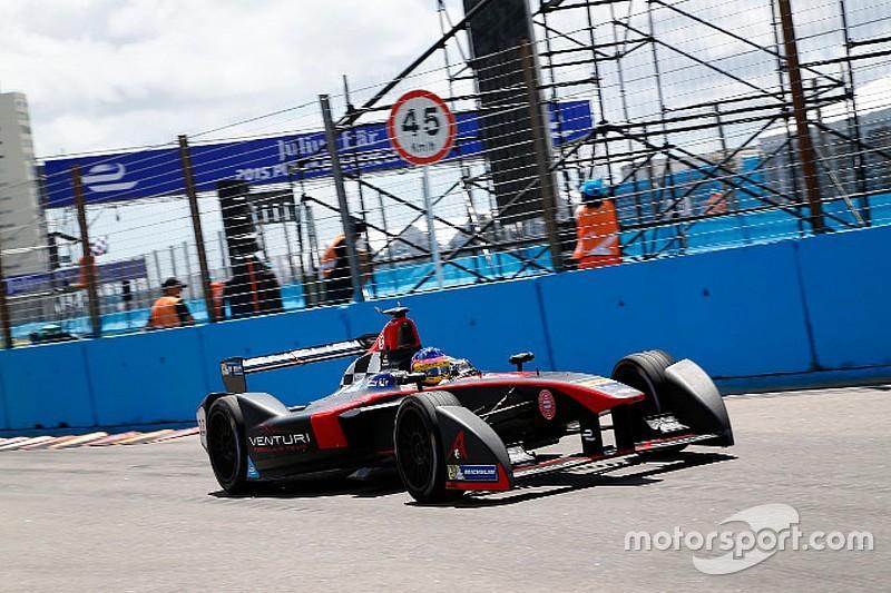 Niente Punta del Este ePrix per Jacques Villeneuve