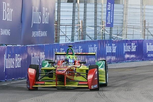 Formula E Di Grassi promete no dejar de presionar a Buemi