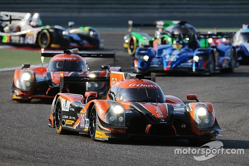 2015赛季WEC十佳LMP2车手