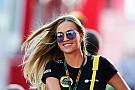 Carmen Jordá torce para Renault mantê-la na equipe