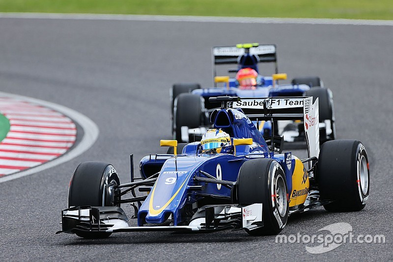 """Les pilotes Sauber ne sont """"pas les meilleurs amis du monde"""""""