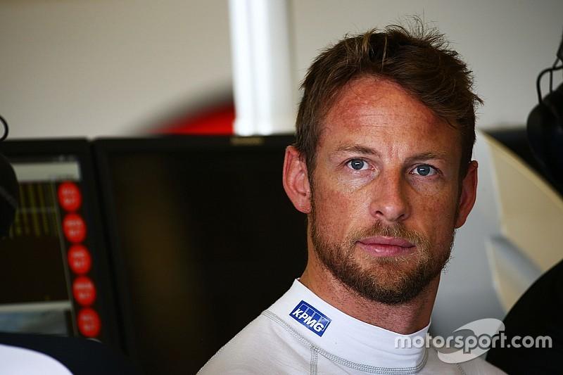 Button: foco da F1 para 2017 tem de ser aderência mecânica
