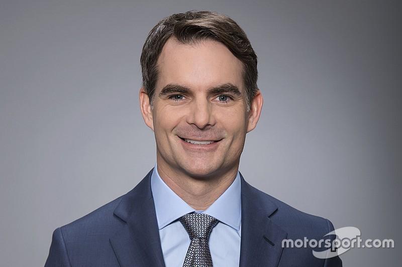 Jeff Gordon ready to begin his new NASCAR adventure