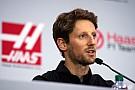 Грожан: Я пришел в Haas не ради места в Ferrari