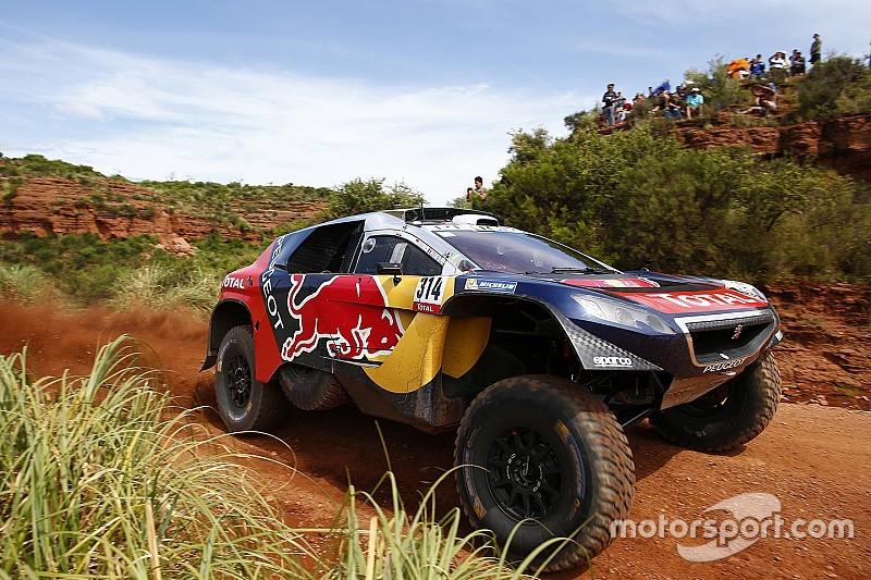 Loeb vence terceiro estágio e amplia liderança