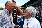 Dennis quer que substituto de Ecclestone seja de fora da F1