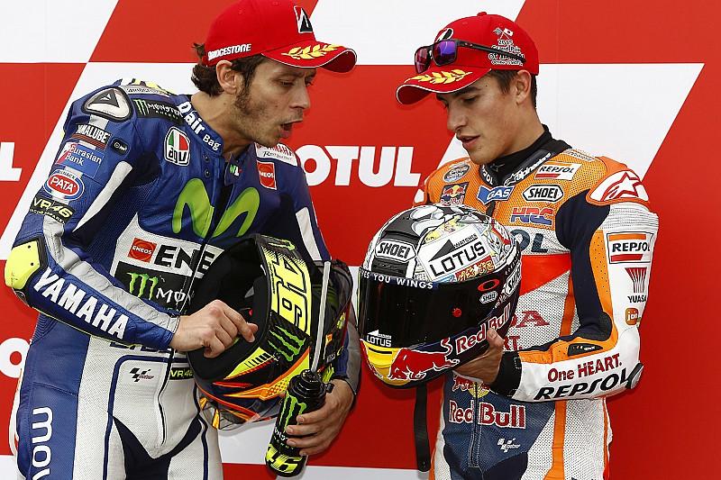 Rossi siempre ha necesitado de enemigos en su carrera, dice Nakamoto