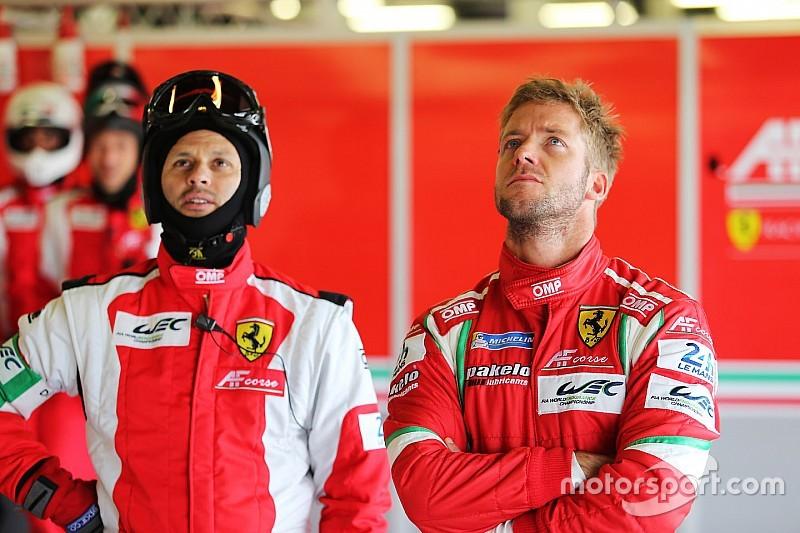 Берд выступит за Ferrari в WEC
