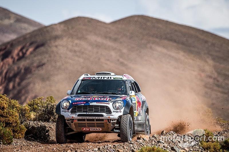 "Dakar, Al-Attiyah: ""Peugeot? Passo difficile da imitare"""