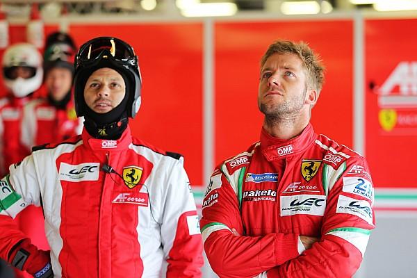 伯德将替换维兰德重返AF Corse车队