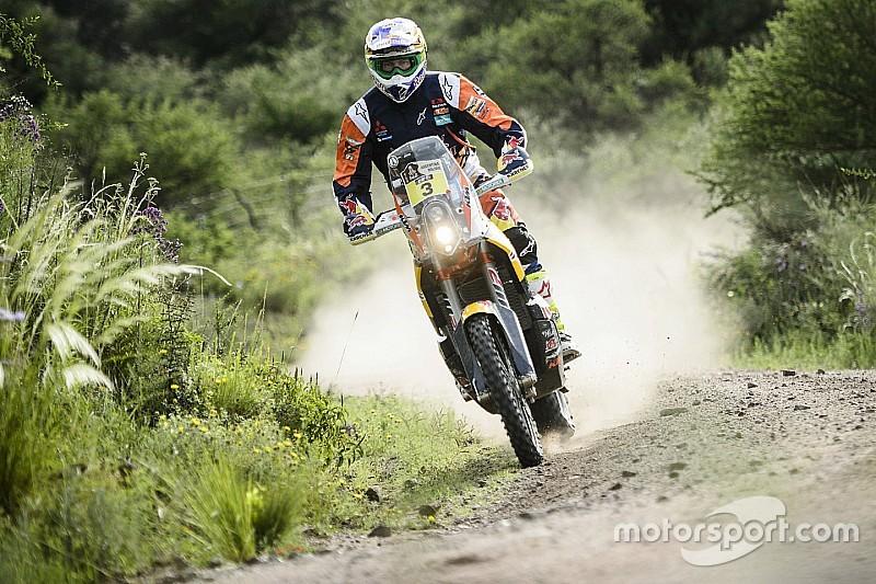 Dakar motoren: Price slaat toe, drama voor Barreda en Faria